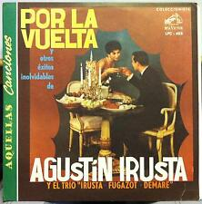 AGUSTIN IRUSTA por la vuelta LP Mint- LPC 403 Vinyl RCA Colombia Mono Rare
