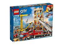 LEGO® City 60216 Feuerwehr in der Stadt - NEU / OVP