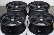 "17"" Effect Wheels Rims 5x114.3 Intrepid Caravan Escape Fusion Mustang Accord"