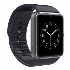 WOD@ Bluetooth Smart Watch Armbanduhr für Iphone iOS mit Kamera SIM