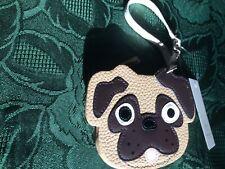 Radley  Coin purse Leather Pug  Design BNWT