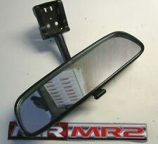Toyota MR2 MK2 Black Interior Rear View Roof Mirror - Mr MR2 Used Parts