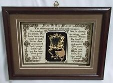 "New! Wood Plaque/Sign~Michael Jackson ""MAN IN THE MIRROR""Hand Designed~Gift $40"