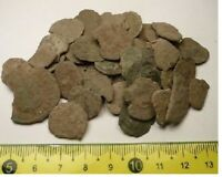LOT OF 50 PARTIAL  ANCIENT ROMAN COINS UNCLEANED  & GIFT ADDED ALWAYS