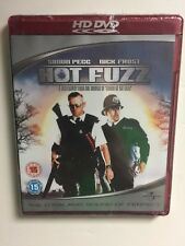 Hot Fuzz (HD DVD, 2007) United Kingdom Import NEW