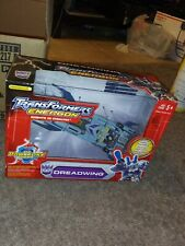 TRANSFORMERS ENERGON SERIES POWERLINX SPEED BOAT DREADWING FIGURE