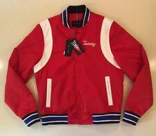 Tommy Hilfiger University Retro Vintage Baseball Varsity...