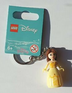 LEGO Belle Keychain/Keyring - Disney Princess 853782 (Retired)