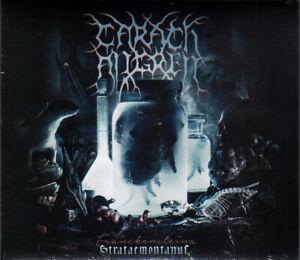 Carach Angren Franckensteina Strataemontanus CD Digipak Ltd Edition Black Metal