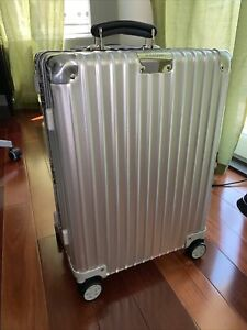 Rimowa Classic Cabin - Silver (LVMH New Version) - MADE IN GERMANY