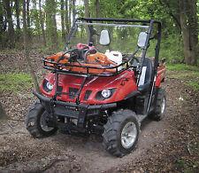 Seizmik Front Hood Cargo Rack Yamaha Rhino 450 660 700