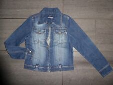 TOM TOMPSON Jeans Jacke Gr.36 Tolle Waschung!