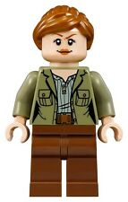 LEGO Jurassic World Claire Dearing MINIFIG brand new from Lego set #75929