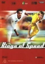 KINGS OF SPEED - DVD (ORIGINAL) R-4, NEW AND SEALED, FREE POST AUS-WIDE