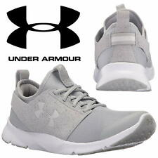 Under Armour Drift RN Mineral Men's Trainers Grey Running Shoes Sports Sneakers