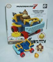 Nintendo K'nex Mario Kart Wii Donkey Kong Bolt Buggy Building add on Set