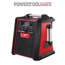 Milwaukee 18v-240v M18RC-0 Jobsite Radio Charger (Body Only)