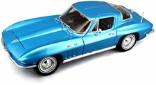 1965 Chevrolet Corvette escala 1 18 Maisto 16404ma