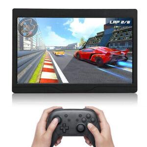 10,1 Zoll IPS HD Bildschirm Industrie PC Auto Monitor 178° HDMI/VGA/AV Eingang