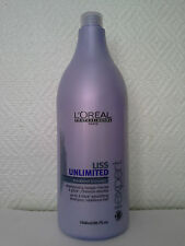L'Oreal LISS UNLIMITED Keratinoil Complex Shampoo for unmanageable hair 1500ml
