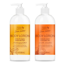 Personal Care Shea Solutions Body Lotion. Organic Coconut and Shea Butter. 12 Oz
