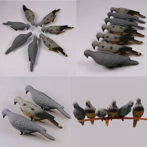 3D Animal Archery Targets Pigeons EVA Foam Hollow for Shooting Practice 28*8*6cm