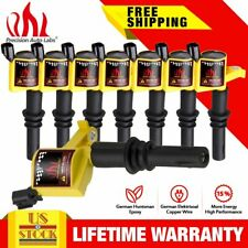 8x Ignition Coil On Plug DG511 For Ford F-150 Expedition Lincoln 4.6L 5.4L 04-08