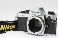 [Excellent+++] Nikon FM2N SLR Film Camera Silver Body Only from Japan 29783