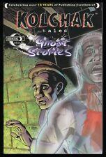 Kolchak Tales Ghost Stories One-Shot Comic Moonstone Night Stalker Horror Ghouls