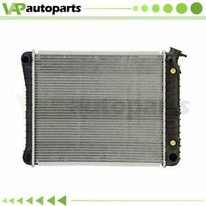 Aluminum Radiator Fits 1985-1986 Chevrolet C10 C20 G10 G20 G30 4.3L Fit 0954