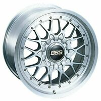 Aoshima 52419 Tuned Parts 02 1/24 BBS RS II 17inch Tire & Wheel Set