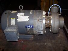"""PRICE 3"""" X 2"""" STAINLESS STEEL MAGNETIC DRIVE PUMP 7.5 HP 400 GPM XT200SS"""