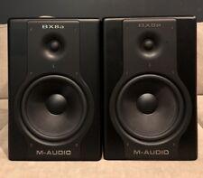 M-AUDIO Studiophile BX8a 8-inch Active Studio Monitor Speaker (Pair)
