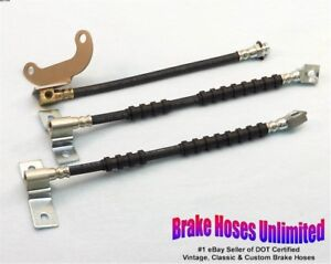 BRAKE HOSE SET Lincoln Mark III, 1971