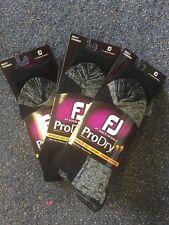 New! ****Footjoy ProDry Socks*** X3 Black