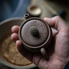 one pot for one life true yixing zisha Jiangpo clay health care tea pot handmade