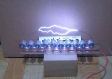 6grades Marx/impulse voltage/pulse high voltage generator/Tesla coil DIY kit