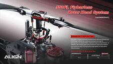 550FL Flybarless Rotor Head System H55H002XXT