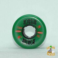 Vintage 1990's Supreme Attack 78A 59mm Quad Roller Skate Wheel - Green
