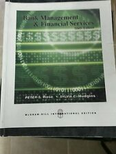 Bank Management and Financial Services 6th edition 9780071239318