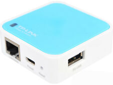TP-Link TL-WR703N Wireless N Router with Openwrt and Unbrickable U-Boot Case 8M