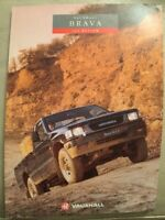 Vauxhall Brava 4x4 Review Car Brochure - February 1992