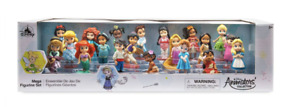 Disney Store Animator Collection Mega Figurine Play Set Princess New! Great Gift