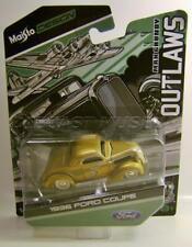 1936 '36 FORD COUPE MAX GRUNDY OUTLAWS MAISTO DESIGN DIECAST CAR ULTRA RARE