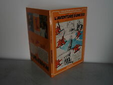 L'AVENTURE D'UNE B.D. (DERIB + PERNIN)  PREFACE DE FRANQUIN  EO LE LOMBARD 1981