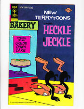 New Terrytoons   31    Heckle and Jeckle     Upside Down Cake  Cover
