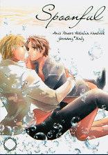 Hetalia Axis Powers YAOI Doujinshi Germany x Italy Ludwig Feliciano Spoonful