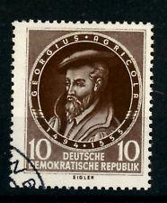 DDR_1955 Mi.Nr. 497 Agricola 400. Todestag