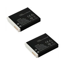 2 Akkus für Canon PowerShot SX260 HS
