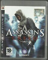 ASSASSIN'S CREED Videogioco per Playstation 3 PS3